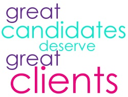 Great Candidates Derserve Great Clients - Nu-Recruit, Chester, Liverpool, Wirral