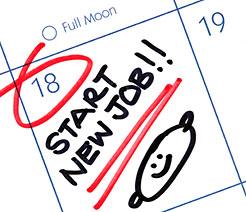 start-new-job