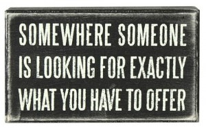 Somewhre someone is looking for exactly what you offer. Nu-Recruit, Liverpool, Chester, Wirral